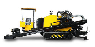 Flexible Regulation No Dig Equipment Comfortable Handling Stable Chassis Support