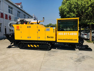 450KN 	Horizontal Directional Drilling Machine Large Torsion ISO9001